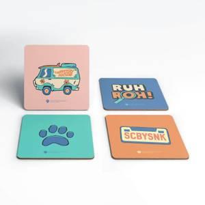 Scoob! Coaster Set