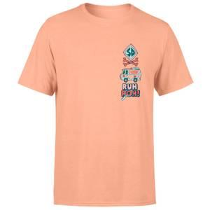 Ruh-Roh! Women's T-Shirt - Coral