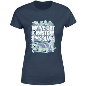 We've Got A Mystery To Solve! Women's T-Shirt - Navy