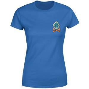 Scooby Snack Women's T-Shirt - Royal Blue