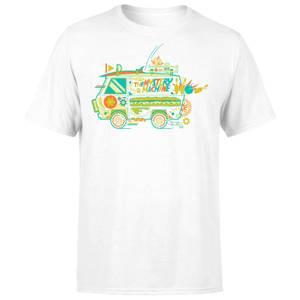 The Mystery Machine Men's T-Shirt - White