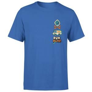 Ruh-Roh! Men's T-Shirt - Royal Blue