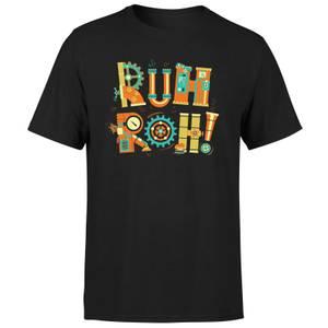 Ruh-Roh! Clockwork Men's T-Shirt - Black
