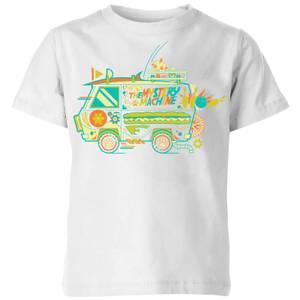 The Mystery Machine Kids' T-Shirt - White