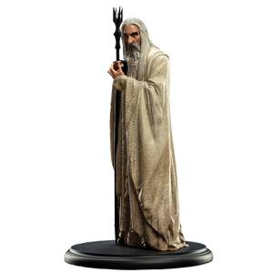 Weta Collectibles Lord of the Rings Statue Saruman The White 19 cm