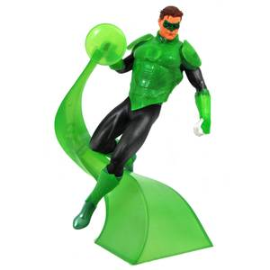 DC Comics Gallery Green Lantern Comic PVC Figure Exclusive