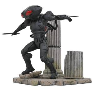 DC Comics Aquaman Movie Black Manta PVC Statue Exclusive