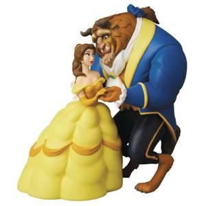 Medicom Disney La Belle et la Bête Figurine la Belle et la Bête