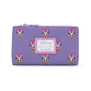 Loungefly Disney Sensational 6 Daisy Aop Canvas Wallet