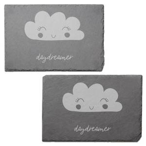 Daydreamer Engraved Slate Placemat - Set of 2