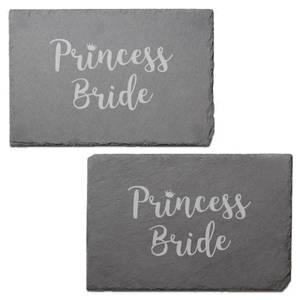 Princess Bride Engraved Slate Placemat - Set of 2