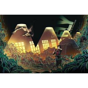 The Fly Limited Edition Fine Art Giclee Print - Zavvi Exclusive