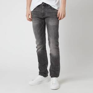 Armani Exchange Men's Slim Denim Jeans - Grey