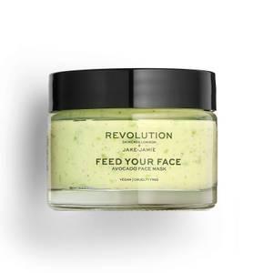 Revolution Skincare x Jake Jamie Avocado Face Mask 50ml