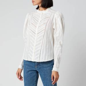 Isabel Marant Étoile Women's Reafi Top - White