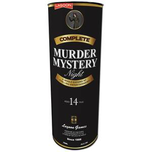 Complete Murder Mystery Night