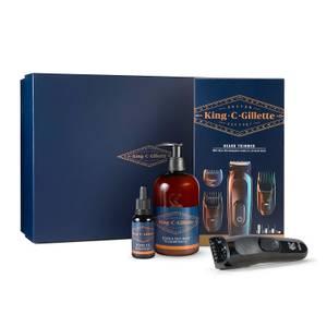 King C. Gillette Beard Trimmer Kit