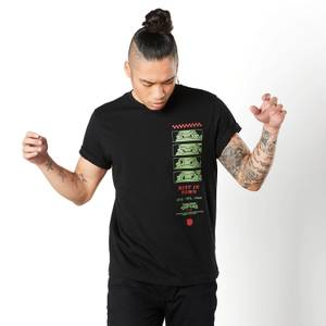 Teenage Mutant Ninja Turtles Fearsome Fighting Team Unisex T-Shirt - Black