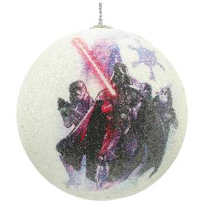 Star Wars Christmas Bauble - Vader and Stormtroopers