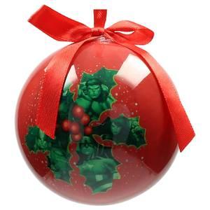 Marvel Christmas Bauble - Characters Mistletoe