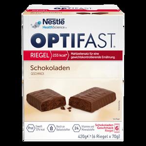 Diät Riegel Schokolade