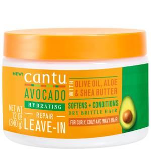 Cantu Avocado Leave In Condtioning Cream 340g