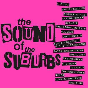 Various Artists - The Sound Of The Suburbs LP