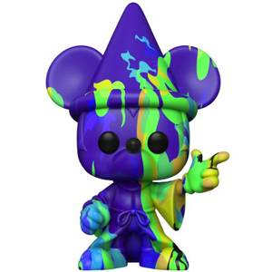 Disney Fantasia 80th Mickey Artist Series 2 Figura Pop! Vinyl