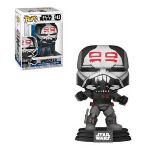 Star Wars Clone Wars Wrecker Funko Pop! Vinyl