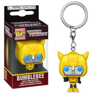 Transformers Bumblebee Pop! Keychain