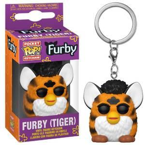 Hasbro Tiger Furby Pop! Keychain
