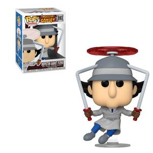 Ispettore Gadget Flying Figura Pop! Vinyl