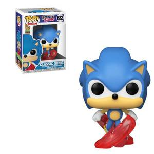 Sonic 30th Running Sonic Figura Pop! Vinyl