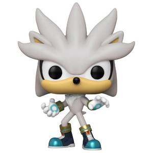 Sonic 30th Silver the Hedgehog Pop! Vinyl Figure