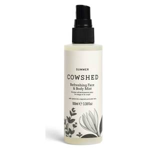 Cowshed Summer Limited Edition Refreshing Face and Body Mist 100ml