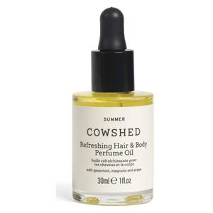 Cowshed Summer Limited Edition Refreshing Perfume Oil 30ml