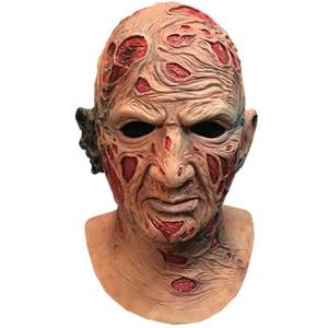 Trick or Treat Nightmare on Elm Street Deluxe Freddy Mask