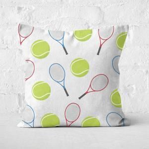 Tennis Square Cushion