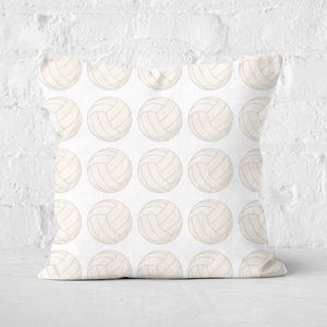 Volleyball Square Cushion