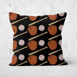 Baseball Square Cushion