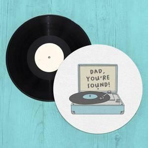 Dad You're Sound Slip Mat