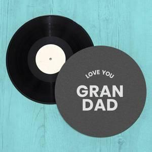 Love You Grandad Slip Mat