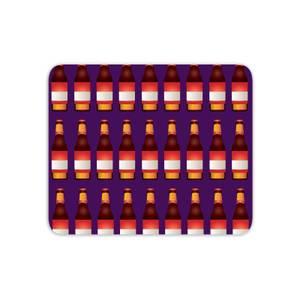 Beer Bottle Mouse Mat