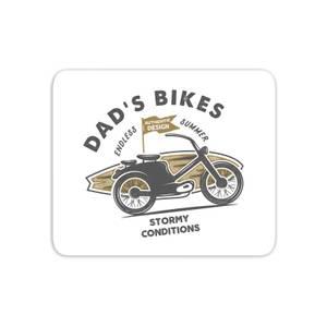Dad's Bikes Mouse Mat