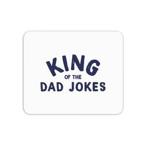 King Of The Dad Jokes Mouse Mat