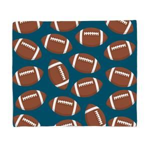 Rugby Fleece Blanket