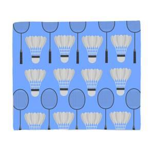Badminton Fleece Blanket