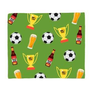 Football Fan Fleece Blanket