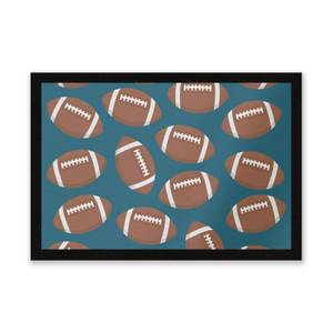 Rugby Entrance Mat