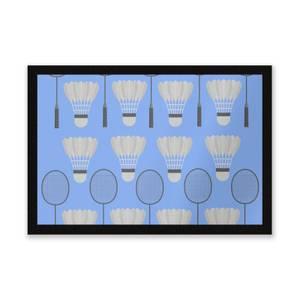 Badminton Entrance Mat